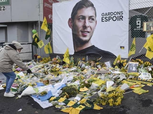 Body In Channel Wreckage Identified As Footballer Emiliano Sala