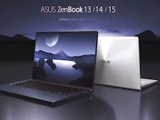 The ZenBook With a Touchpad That Lights Up