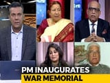 Video : National War Memorial: India Salutes Its Bravehearts
