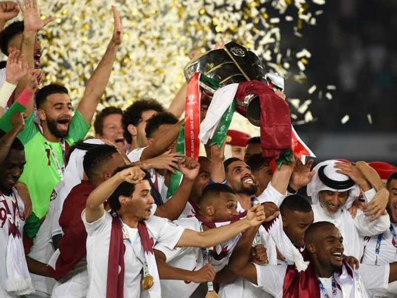 Qatar Beat Japan 3-1 To Win Their First Asian Cup Title