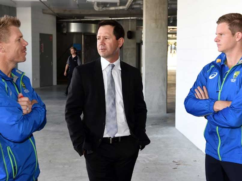Australia Can Win World Cup With Steve Smith And David Warner, Says Ricky Ponting