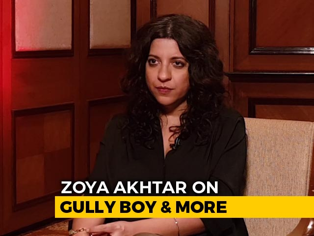 Spotlight: Zoya Akhtar On Ranveer Singh & Alia Bhatt Starrer Gully Boy