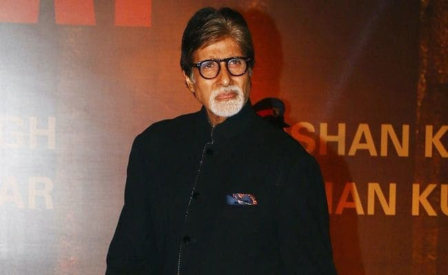 Amitabh Bachchan's Next Film Is Titled Jhund. Details Here