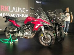 Benelli TRK 502: Everything You Need To Know