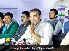 """Absurd"": Upendra Kushwaha Rubbishes Allegations Of Selling Party Ticket"