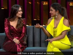 'Don't Forget Your Roots,' Kareena Kapoor Advises Priyanka Chopra On Koffee With Karan