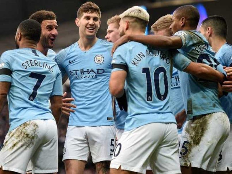 Manchester City Demolish Chelsea, Tottenham Stay In Title Hunt