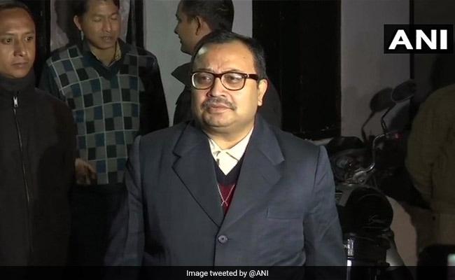 CBI Should Have Questioned Kolkata Top Cop Long Ago: Kunal Ghosh