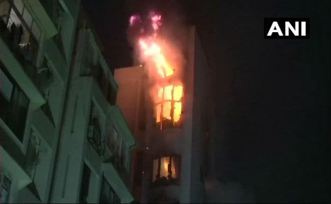 Fire Breaks Out At Building In South Mumbai's Breach Candy Area