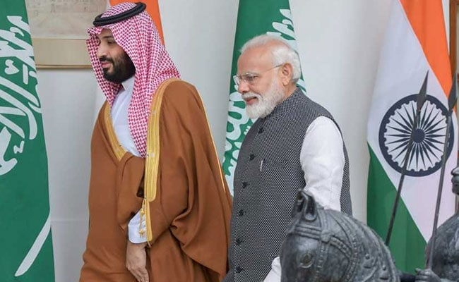 Saudi Crown Prince Sees Investment Openings Worth $100 Billion In India