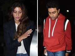 Karan Johar, Abhishek Bachchan, Shweta And Others Attend Ekta Kapoor's Son Ravie's Naming Ceremony