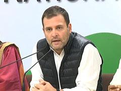 राहुल गांधी ने प्रदेश अध्यक्षों के साथ चुनावी रणनीति पर की चर्चा, कहा - कांग्रेस का रुख आक्रामक ही रहेगा