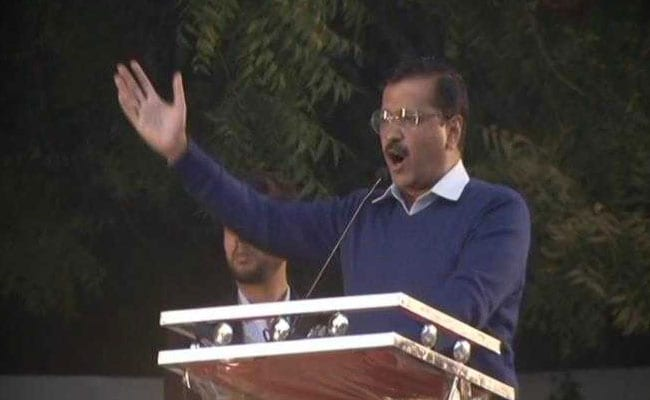 Arvind Kejriwal Writes Letter Over Delhi Full Statehood Demand