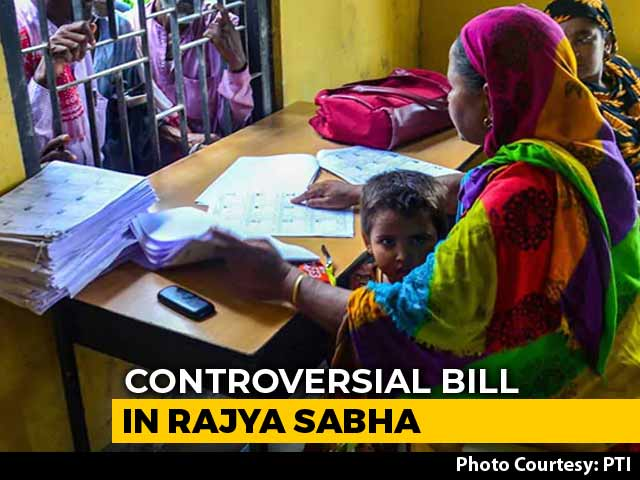 Video : Citizenship Bill In Rajya Sabha Today Amid Protests In Northeast