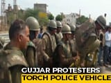 Video : Rajasthan Police Open Fire on Gujjar Agitators On Day 3 Of Quota Protests