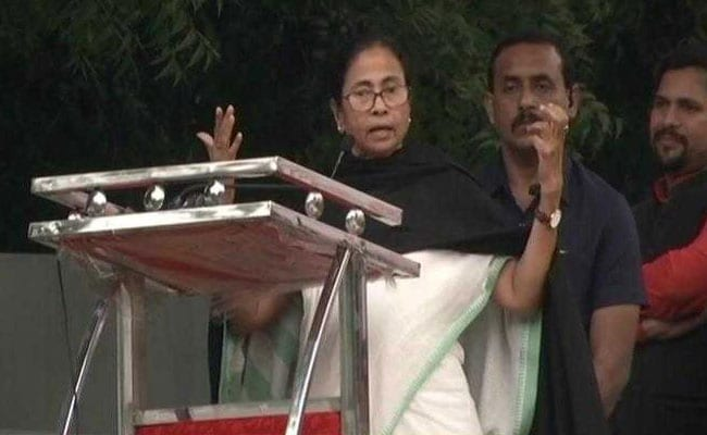 Centre Playing Politics Over Dead Bodies Of Soldiers: Mamata Banerjee
