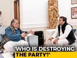 Video : Mulayam Singh Does It Again. Son Akhilesh Yadav On Cross-Hairs This Time