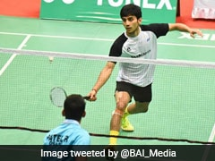 Lakshya Sen, Sourabh Verma Make Winning Starts At Badminton Nationals