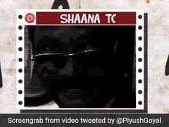 "<i>""Tera Time Aayega""</i>: Piyush Goyal's Filmy Warning To Ticketless Travellers"