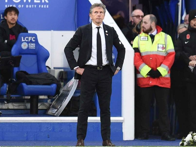 Struggling Leicester City Sack Coach Claude Puel