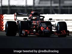 "Verstappen ""Very Positive"" After Testing New Red Bull Car At Silverstone"