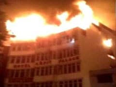 Licences Of 105 Hotels In Delhi's Karol Bagh Suspended After Hotel Fire
