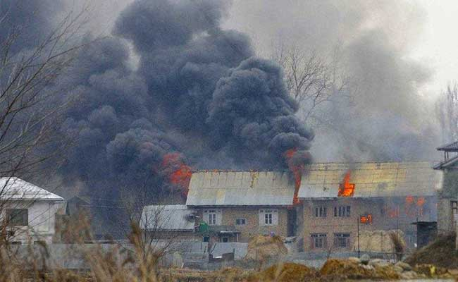 European Union Asks India, Pak To De-Escalate Tension After Pulwama Attack