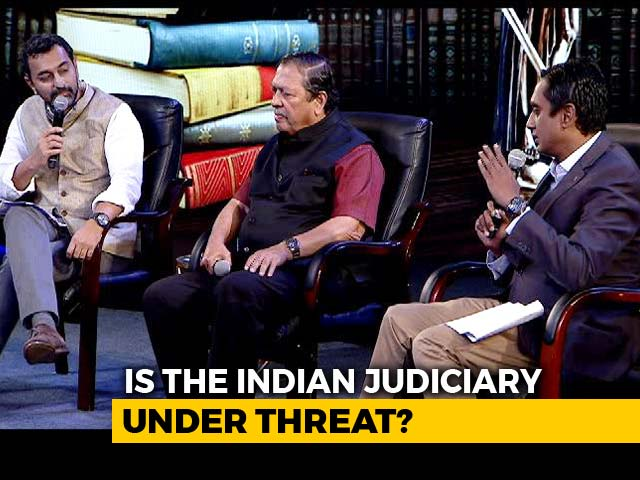 Video : Are India's Courts Under Threat?