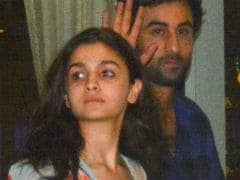 Alia Bhatt On Rumoured Tiff With Ranbir Kapoor: 'Can't Believe My Frown Has Become A Sensation'