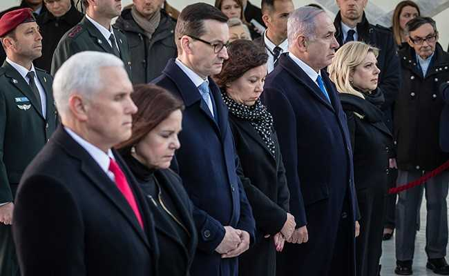 Poland says it may withdraw from summit as row with Israel escalates
