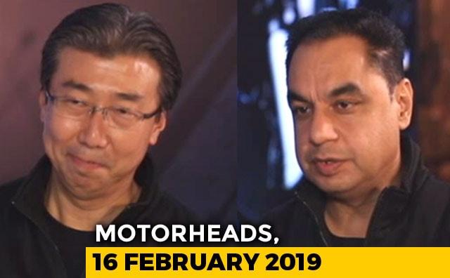 Video : In Conversation With Minoru Kato And YS Guleria, HMSI
