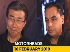 Video: In Conversation With Minoru Kato And YS Guleria, HMSI