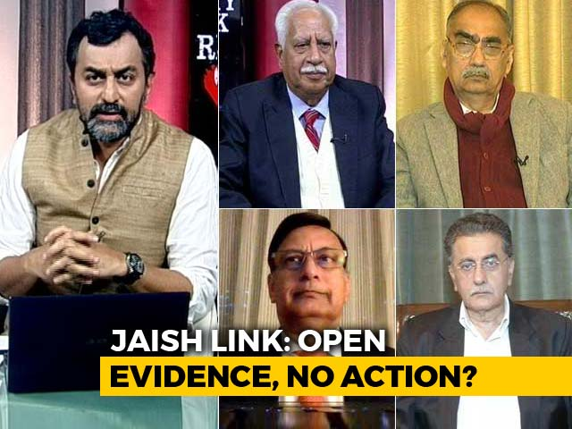 Video : Jaish-Pakistan Link: The Evidence Trail