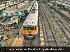 8 Rail Staff Injured After Train Collides With Inspection Car In Kolkata