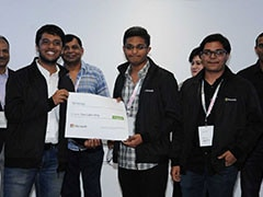 IIT Madras's 'UAVs For Disaster Management' Wins Microsoft Challenge