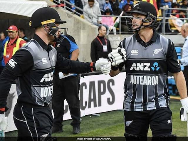 India vs New Zealand 1st T20 Match score LIVE at Westpac Stadium, Wellington