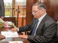 New CBI Chief Rishi Kumar Shukla Takes Charge