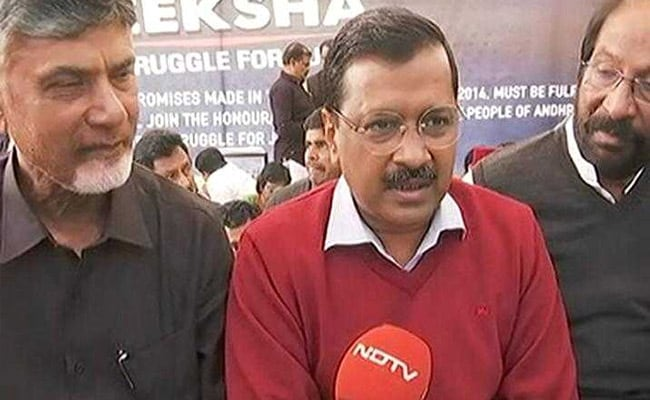 '...As If He's Prime Minister Of Pakistan': Arvind Kejriwal Slams PM Modi