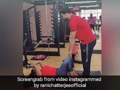 Bhojpuri Cinema: रानी चटर्जी फिटनेस के लिए जिम में यूं बहा रही हैं पसीना, मिनटों में वायरल हुआ Video