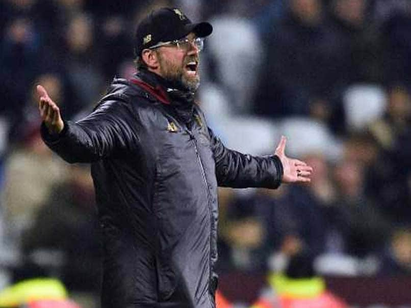 Premier League: Jurgen Klopp Points To Injuries As Lacklustre Liverpool Slip-Up vs West Ham United