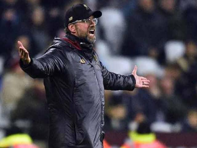Premier League: Jurgen Klopp Points To Injuries As Lacklustre Liverpool Slip-Up vs West Ham United