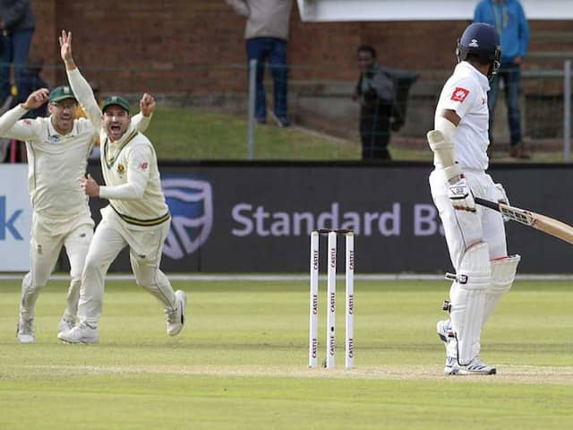 2nd Test, Day 2: Sri Lanka With Chance To Make History Against South Africa