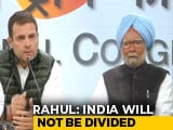 "Video : ""Stand With Government, No Other Discussion"": Rahul Gandhi On Pulwama"