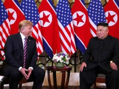"Donald Trump Says ""In No Rush"" To Make Nuclear Deal With North Korea"