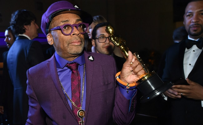 Oscars 2019: Spike Lee Wins First Competitive Oscar For BlacKkKlansman. About Time