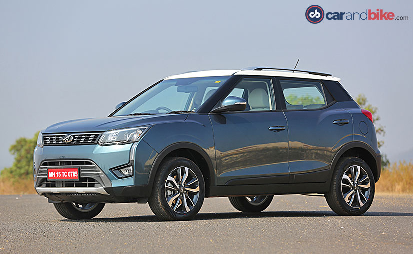 The Mahindra XUV300 is built on the SsangYong Tivoli platform