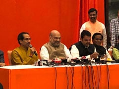 Sena, BJP To Contest Polls Together, Devendra Fadnavis Cites Ideology