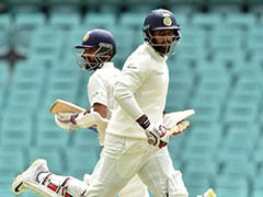 Irani Cup: Hanuma Vihari, Ajinkya Rahane Lead Fightback For Rest of India vs Vidarbha On Day 3