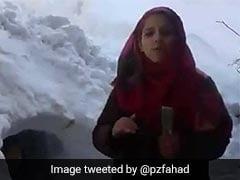 कश्मीर की इस बच्ची ने कैमरे के सामने की ऐसी रिपोर्टिंग, जीत लिया सभी का दिल, देखें VIDEO