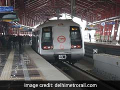 10-Year-Old Saves Mother From Committing Suicide At Delhi Metro Station